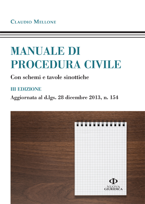 Manuale di procedura civile